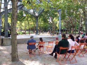 Kiosque en Fête Paris 2019